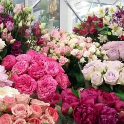 действующего бутика цветов в Киеве