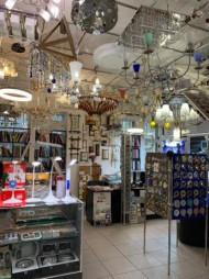 действующий бизнес - салон светотехники