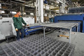 производства сварной сетки