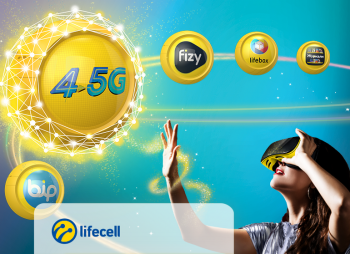 Lifecell4,5G
