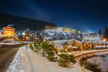 -лыжный_курорт_Буковель