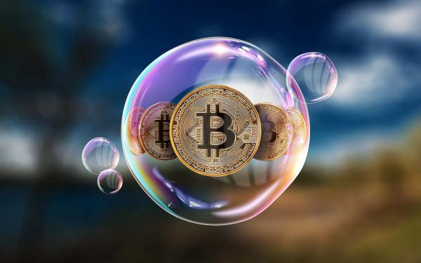 crypto-bubble