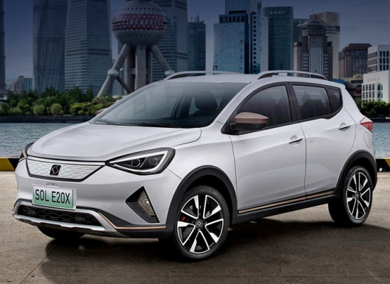 -электромобиль-JAC-Volkswagen-SOL-E20X-начата-продажа