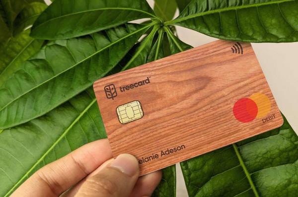 TreeCard-Ecosia-debit-card-fintech