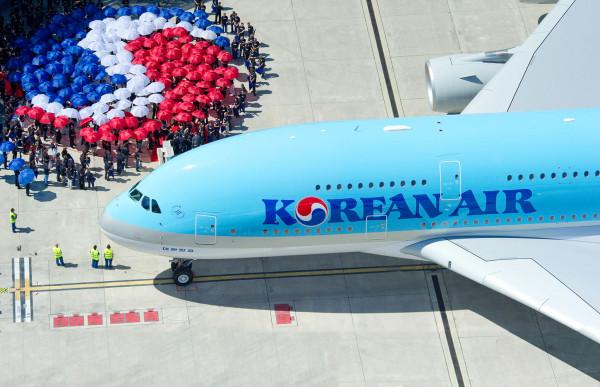 Marquee Meet Korean Air A380