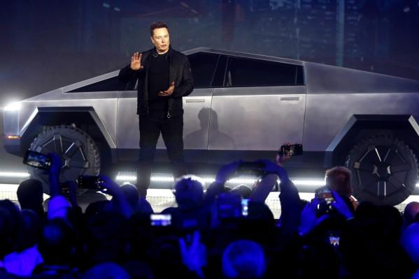 S&P 500 Tesla