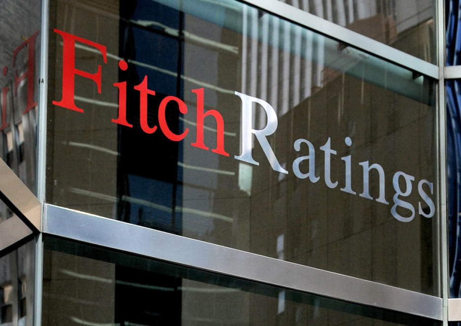 "Ratings agency Fitch upgrades Ukraine to ""B"" with a positive outlook"