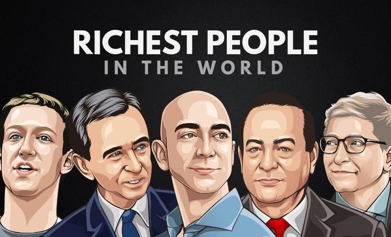 Главные богачи мира потеряли десятки миллиардов долларов за день