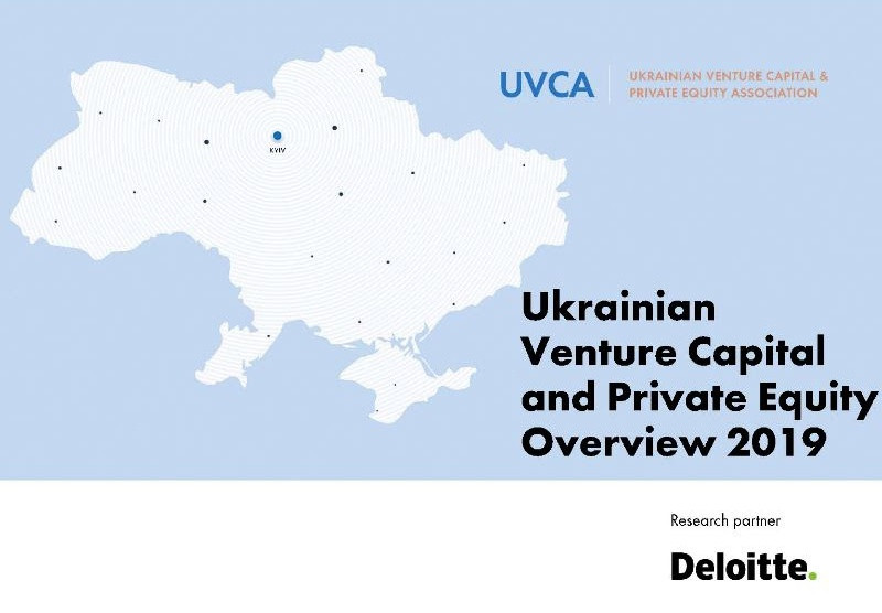 Ukrainian Venture Capital and Private Equity Overview 2019