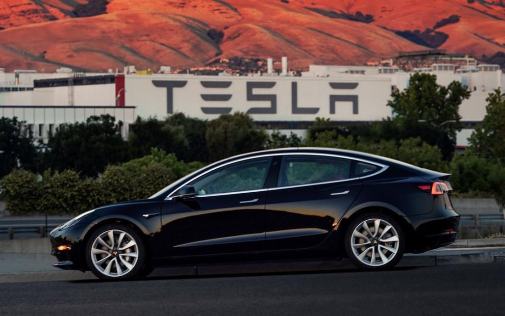 Капитализация Tesla ставит рекорды— российский Еврей