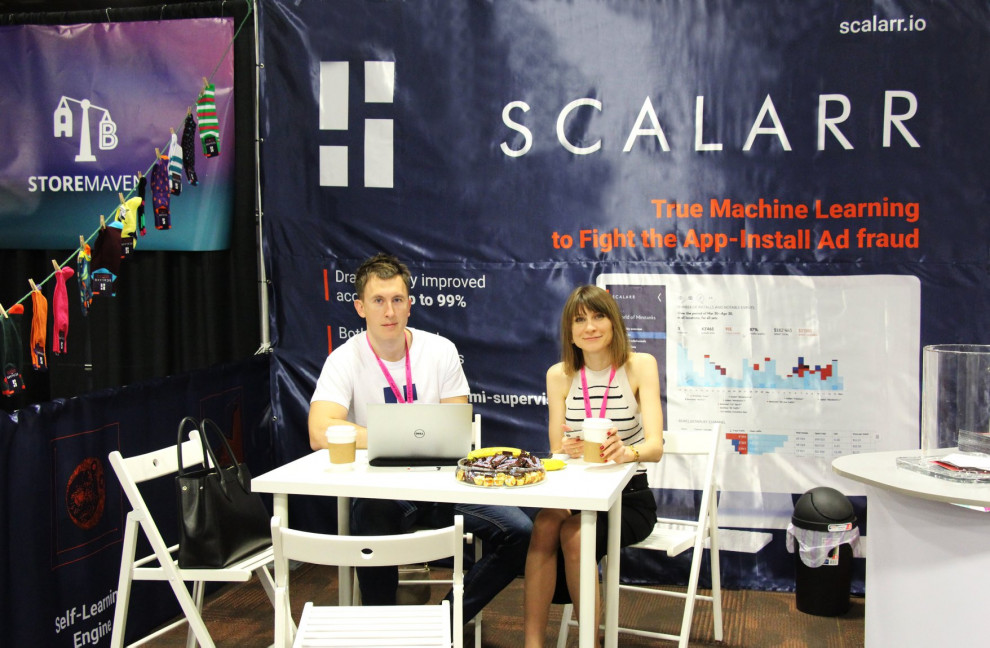 Ukrainian-American startup Scalarr raised $7.5 million to fight mobile ad fraud