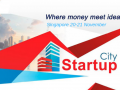 Startup City Conference in Singapore
