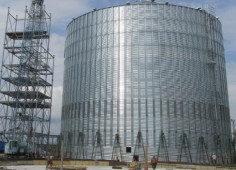 Ukrprominvest-Agro to invest UAH 120mln into construction of elevators