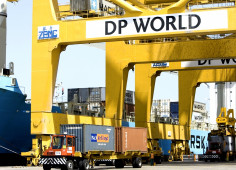Maritime major DP World to invest in Ukraine