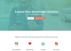 Highbrow raises $150,000 to fill huge knowledge gap in people's lives