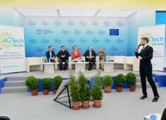 Agtech Forum 2016: break through innovations for Ukraine's agriculture