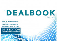 The Dealbook of Ukraine: Ukrainian Startup and Venture Scene in 2016