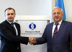IMC has obtained a loan in the amount of US $20 million from the EBRD