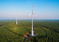 DTEK raised EUR 90 mln from German banks to build 100 mw wind farm