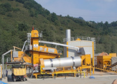 Ukrainian-German joint venture opens asphalt plant in Ukraine