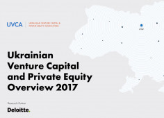 Ukrainian Venture Capital and Private Equity Overview 2017