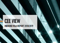 The Central and Eastern Europe: Inbound M&A Review 2018/2019