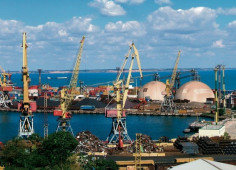 CMA CGM Group To Invest EUR 20 Million In Container Handling Capacity Of Odesa Sea Port