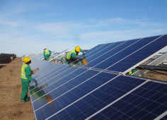 EBRD provides €19.7 million loan to a new Scatec solar project 55.4MWp in Ukraine