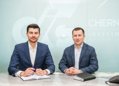 Chernovetskyi Investment Group (CIG) invested $1 million in a Israel platform for children KIDO