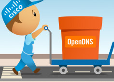 Cisco acquires OpenDNS - cloud security company for $635M