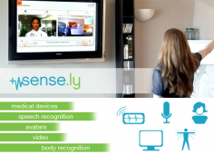 Sense.ly Raised $2.2 Million in Round A Funding from Launchpad Digital Health, Fenox Venture Capital and Ukrainian TA Venture