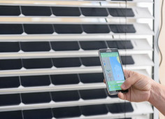 European Commission invests in domestic startup of smart energy generating solar panel window blinds