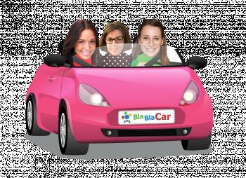 BlaBlaCar_ladies