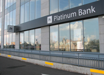 Platinum-bank