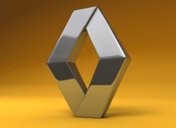 Renault-Logo-3D