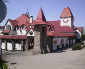 -ресторанный комплекс в Киевской области