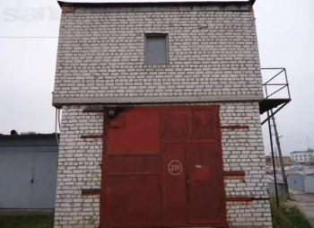бизнес - гараж-автомастерская