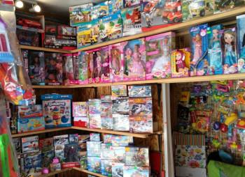по продаже игрушек
