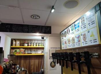 5f11afa44d11a по продаже разливного пива и кофе. 27.06.19 26 Продажа бизнеса