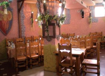 ресторан-кафе-бар с домом
