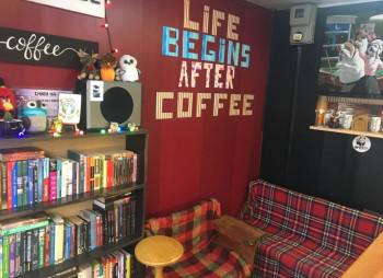 кофейню в Киеве