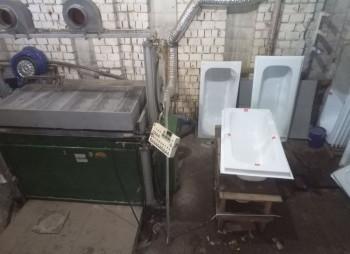 предприятие по изготовлению акриловых ванн