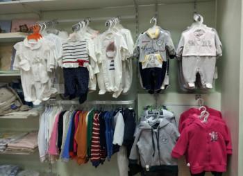 детской одежды