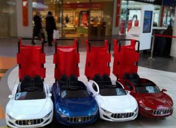 детских машин