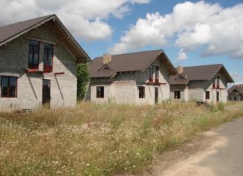 Коттеджный городок в Киевской обл.