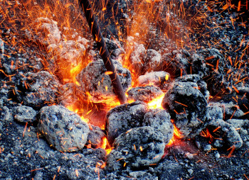charbon-charcoal