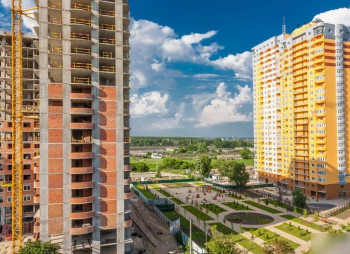 Investors actively put money into real estate of capital Kyiv city