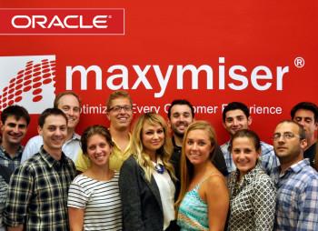 Oracle-Maxymiser