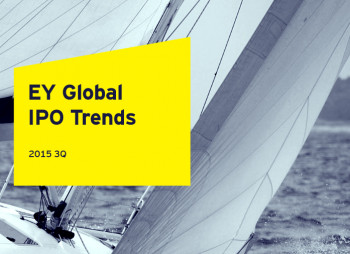 EY Global IPO Trends: 2015 3Q