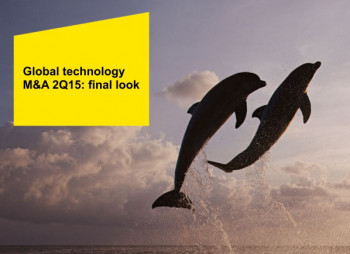 Global technology M&A: First look